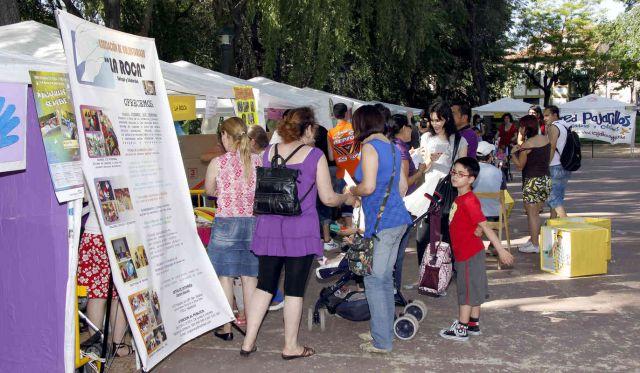 Feria de las Asociaciones de Pajarillos