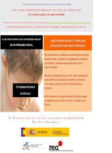 MENSAJES III CAMPAÑA DE PREVENCION DEL MALTRATO INFANTIL