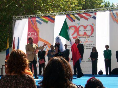 BICENTENARIO INDEPENDENCIA PAISES IBEROAMERICANOS 2010