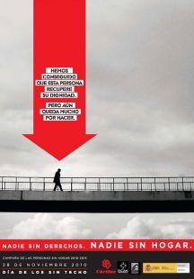 Campaña Personas Sin Hogar 2010