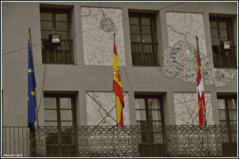 las banderas