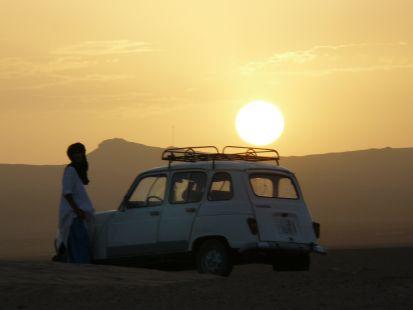 Mi 4L en el Sahara 2
