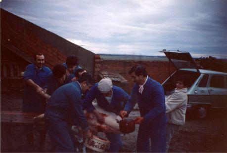 La matanza 1988
