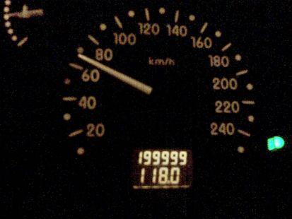Clio. 200.000 Km