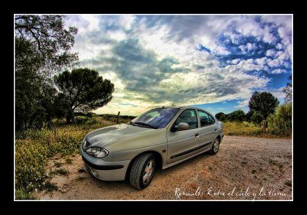 Renault: Entre el cielo y la tierra
