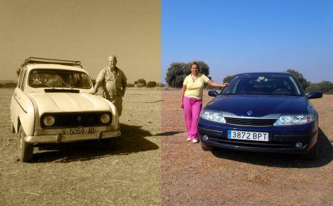 Generaciones Renault