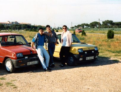 80's sport car