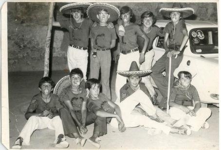 Peña La Cuba 1973