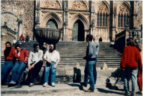 Monasterio de Guadalupe 1985
