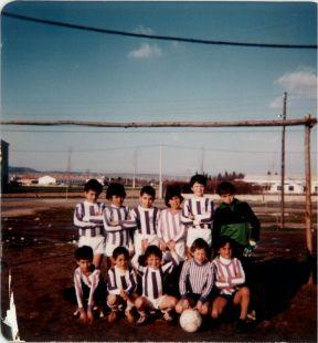 Equipo Futbol Barrio San Isidro