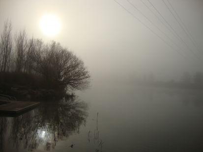 Niebla sobre el Duero