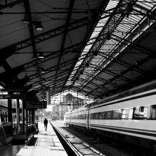 Estación de El Norte
