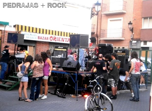 Pedrajas + Rock
