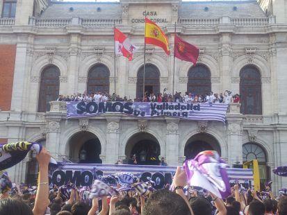 Somos Valladolid, Somos De Primera