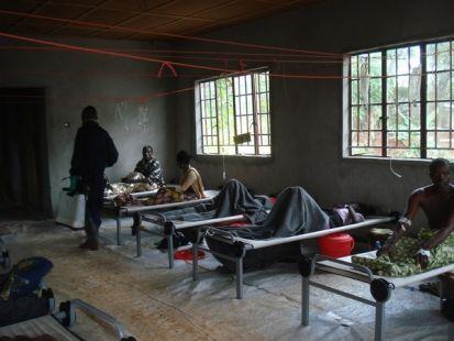 El cólera se propaga en los barrios marginales de Freetown