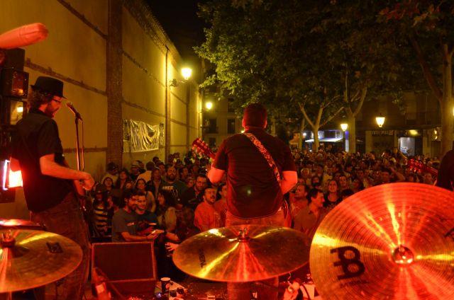 Sbeerocks en concierto