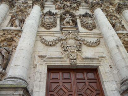 puerta universidad