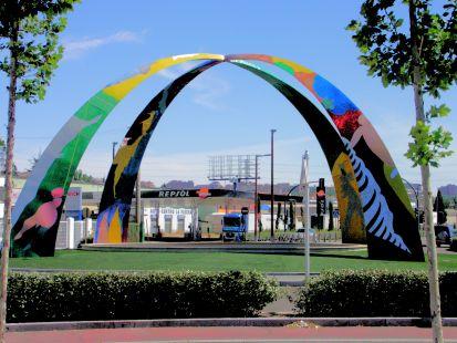 Arco multicolor