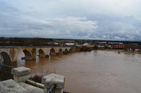 crecida río Duero