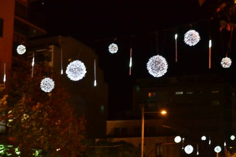 Salamanca de noche
