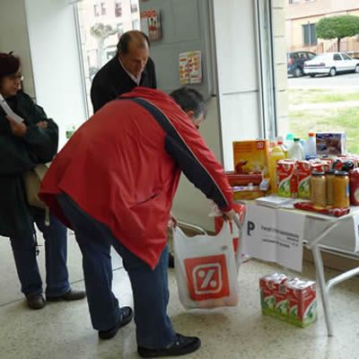 Solidarios en Laguna de Duero