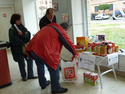 Donaciones en Laguna de Duero