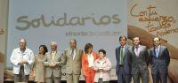 II Premios Solidarios Kutxabank El Norte de Castilla