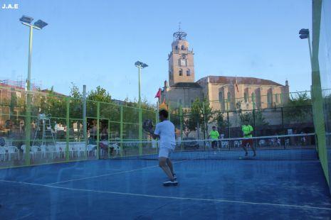 joseanesteban campeonato de padel plaza mayor medina del campo