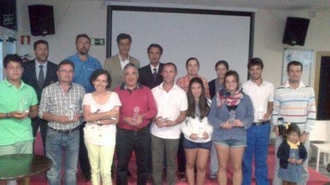 Ganadores 4� Prueba IV Circuito Regional CyL