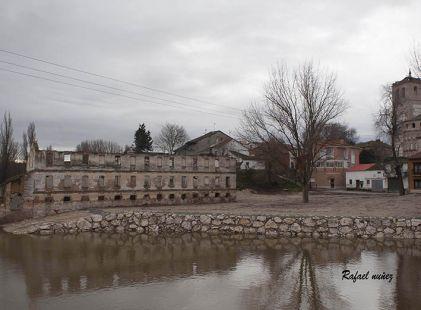 arreglo y limpieza del rio de mojados