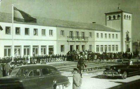 Valladolid, 1950