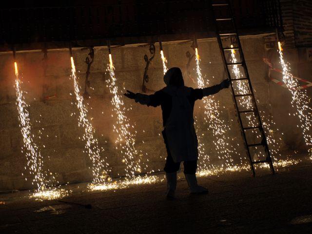 Medina en llamas