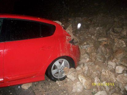Triste amanecer en Cuevas de Provanco.