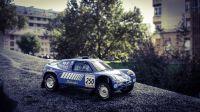 Renault Megane Schlesser Winner Dakar 2000