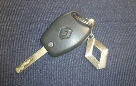 La llave de mi tesoro