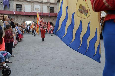 Banderas de Palacio.