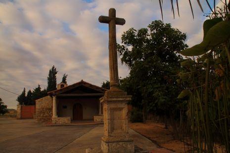 ERMITA DEL CRISTO DEL HUMILLADERO EN VILLANUEVA DE SAN MANCIO
