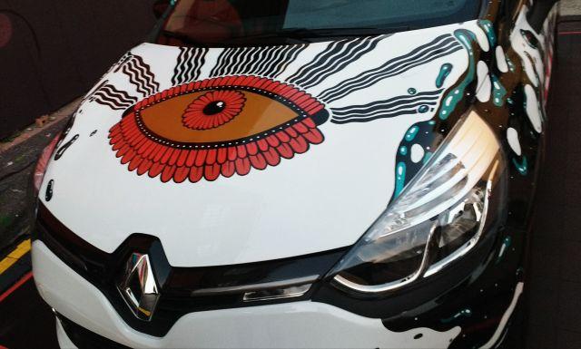 Renault y el arte
