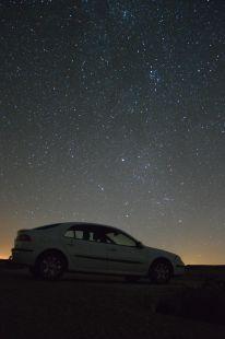 Renault bajo las estrellas
