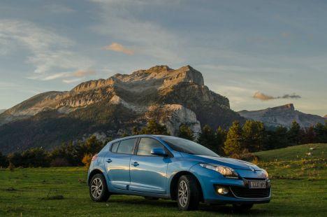 Escapada a la montaña con Renault
