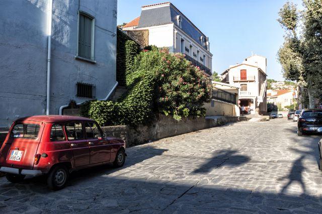 Casa de Antonio Machado en Coulliure