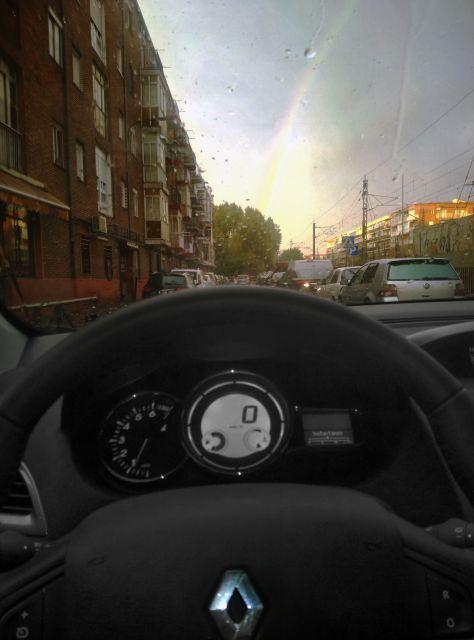 De camino al arcoíris