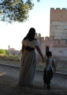 Paseo a las orillas del Castillo