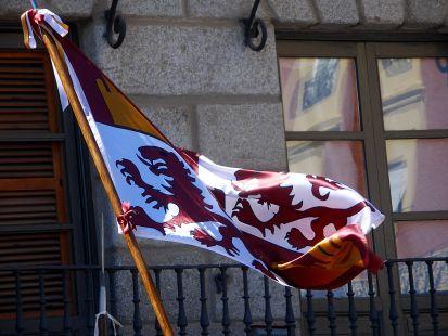 La bandera de Castilla