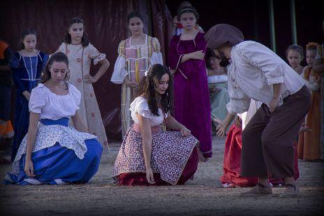 Bailes renacentistas