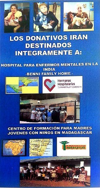 EXPOSICION BENITO MENNI-HOSPITAL INDIA Y CENTRO EN MADAGASCAR
