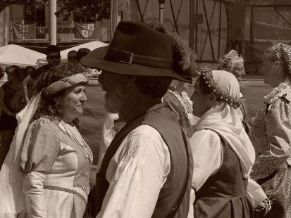 Danzas medievales