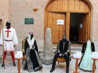 Foto de control de los Reyes católicos