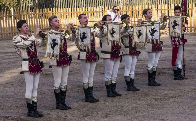 LLamada de trompeta