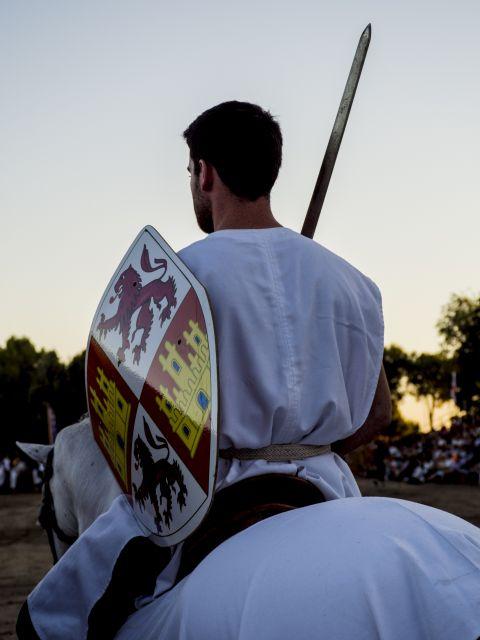 Torneo en Castillo de la Mota